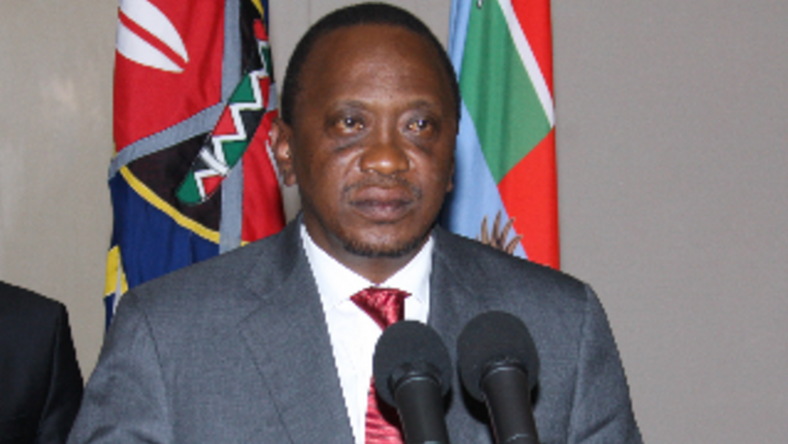 Hao washenzi waachane na mimi – Uhuru response to claims of neglecting Kiambu