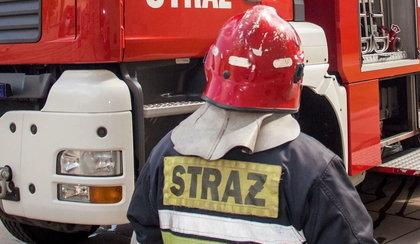 Wybuch gazu w Krzyżanowicach