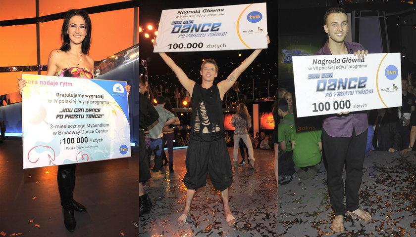 Zwycięzcy You Can Dance