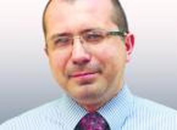 Paweł Korus, radca prawny z Kancelarii Radcy Prawnego A. Sobczyk i Współpracownicy