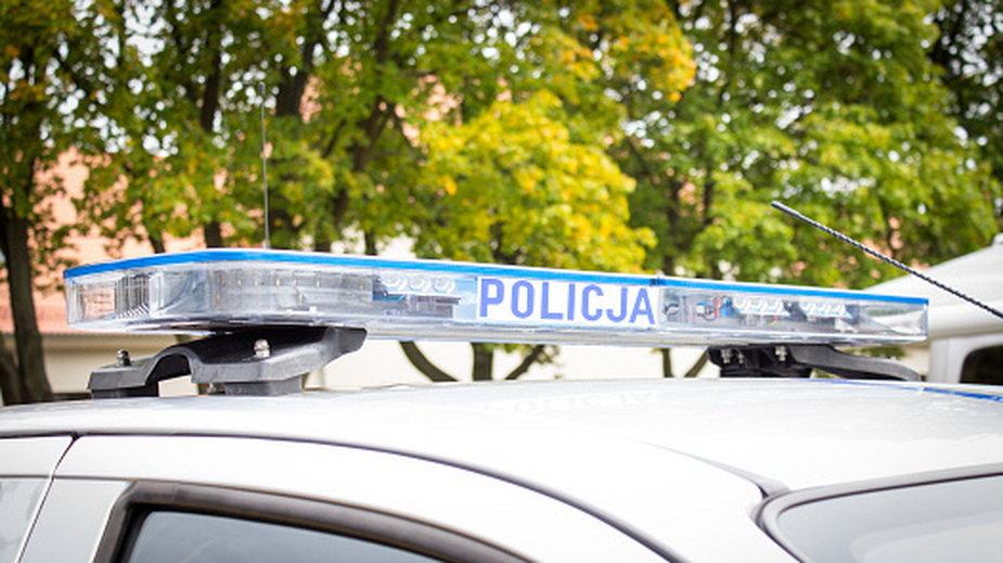 Policja zatrzymała mężczyznę, któremu postawiono zarzuty