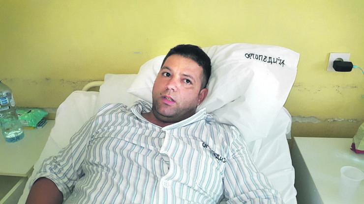 kosovo povredjeni uhapseni prebijeni zubin potok