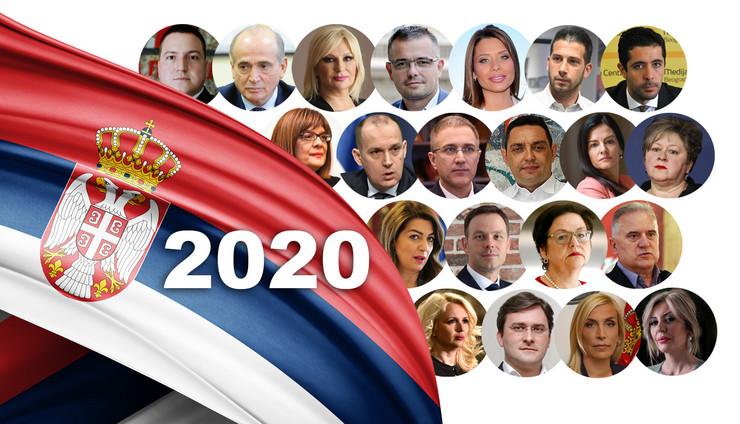 ministri 2020 KOMBO foto RAS