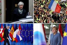 Kraj Evrope kolaž
