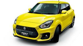 IAA Frankfurt 2017: Suzuki Swift Sport z turbodoładowaniem