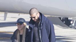 Shakira przyleciała na ślub Messiego