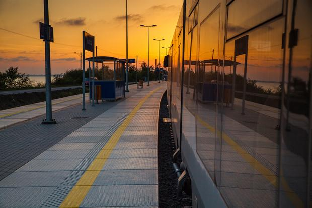 Dworzec, Hel