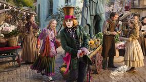 Johnny Depp ponownie jako Szalony Kapelusznik