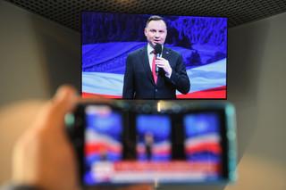 Polska zadziałała 'szybko, agresywnie i skutecznie'. Duda w płatnym ogłoszeniu w 'Washington Post'