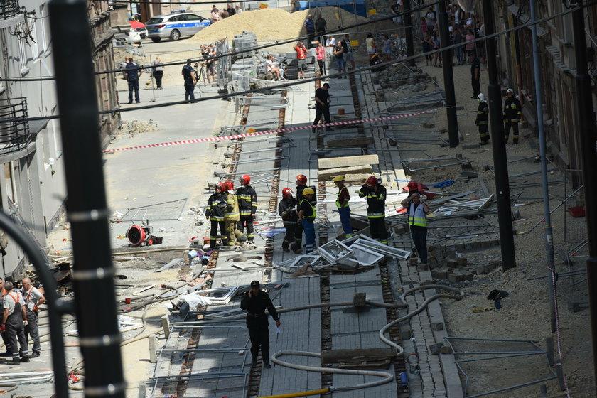 Wybuch w Bytomiu