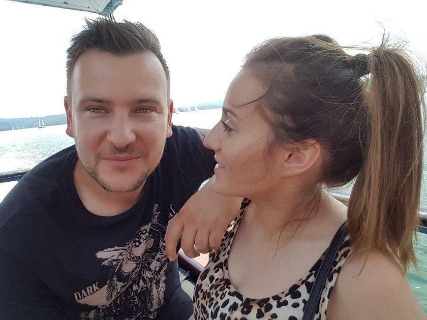 Grzegorz Bardowski i Ania