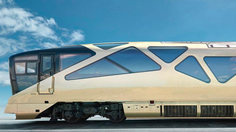 Shika-shima - luksusowy pociąg debiutuje w Japonii