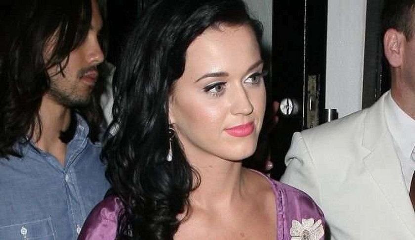 Katy Perry Russell Brand ślub