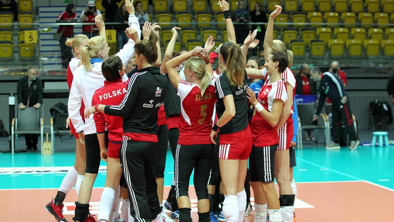 """W drużynie """"Złotek"""" wystąpiły zawodniczki, które 10 lat temu, w Turcji, po raz pierwszy w historii zdobyły tytuł najlepszej drużyny Starego Kontynentu."""