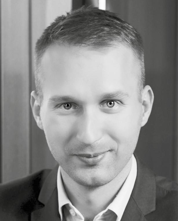 Łukasz Grzegorczyk, doradca podatkowy w Gekko Taxens