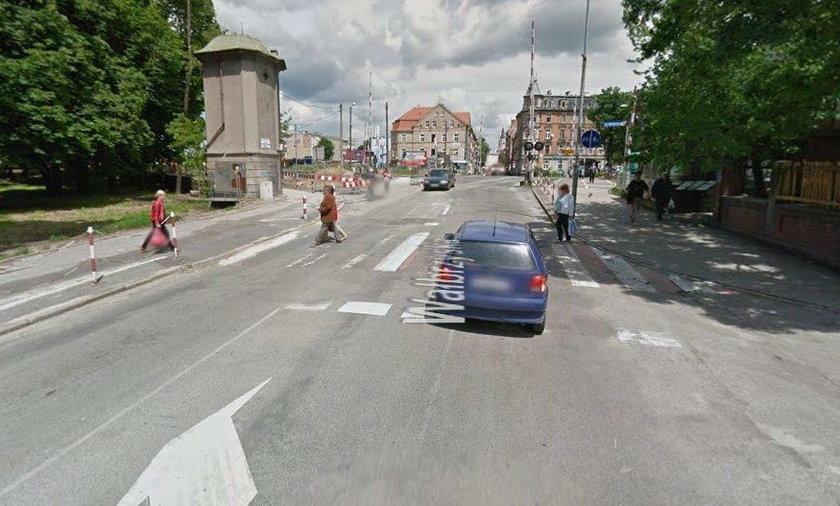 Ulica Wałbrzyska w Świdnicy