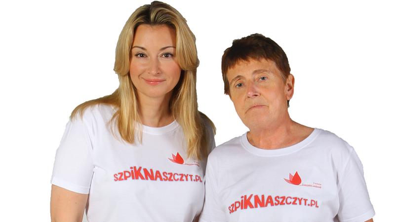 Szpik Na Szczyt: Martyna Wojciechowska i Anna Czerwińska