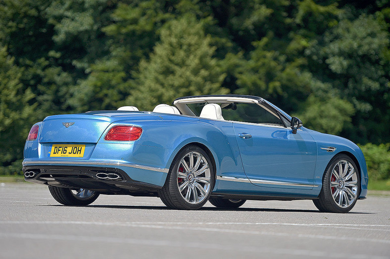 54 – Bentley Continental GT Convertible (2003-11)