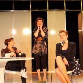 Deląg, Nieć i Widawska na jednej scenie