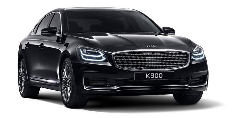 KIA K900 czyli klasa S po koreańsku
