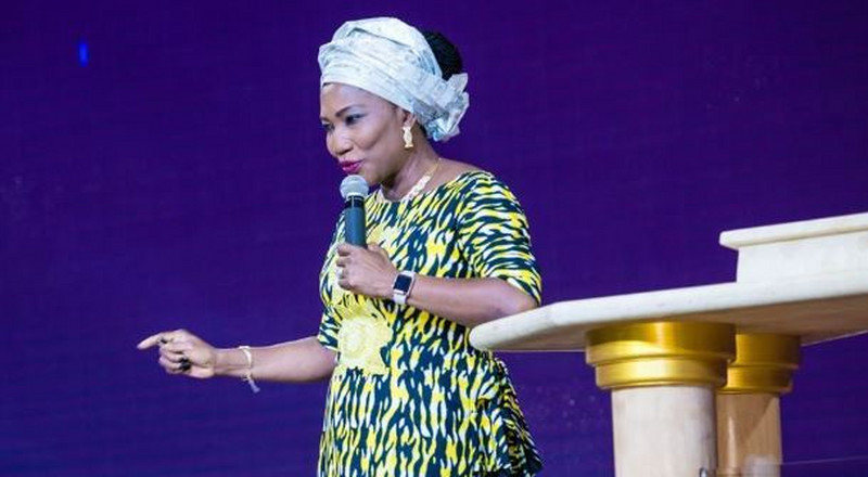 Pastor Funke Adejumo reacts to rape allegation against Pastor Fatoyinbo by Busola Dakolo