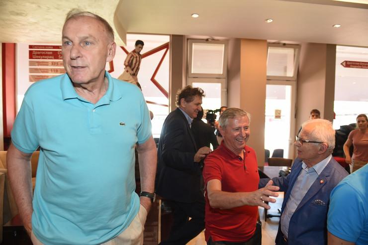 Dragan Džajić, Vladimir Petrović Pižon