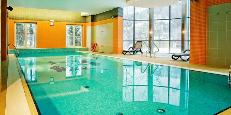 Hotel Krynica - centrum wellness
