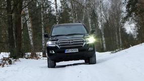 Toyota Land Cruiser - pożegnanie z V8 | TEST