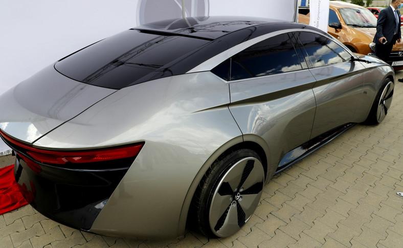 Nowy samochód zainspirowany Polonezem