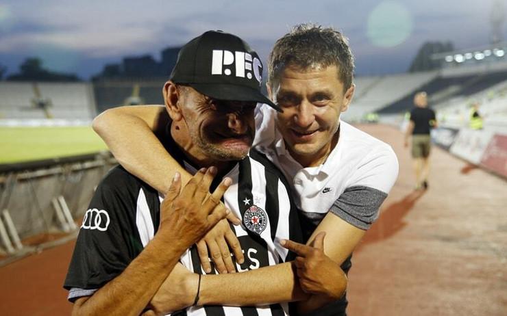 FK Partizan, razno