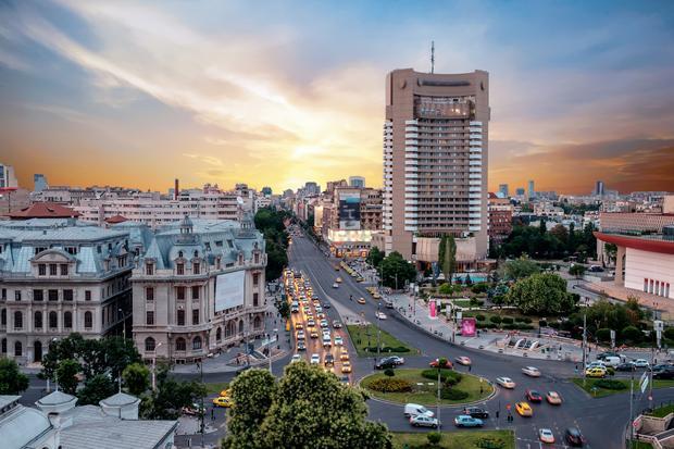 Bukareszt, Rumunia
