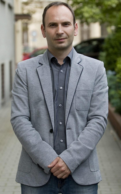 Marek Prusak, rzecznik GDDKiA w Katowicach