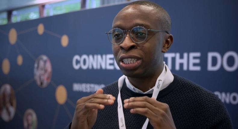 Tunde Kehinde, co-founder of Lidya (Youtube/Goodwell Investments BV)