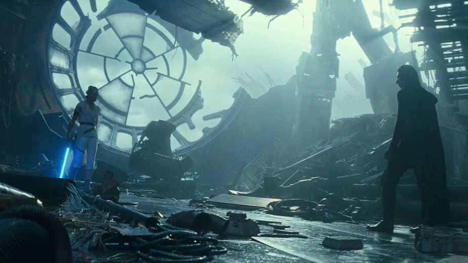 """""""Gwiezdne wojny: Skywalker. Odrodzenie"""": kadr z filmu"""