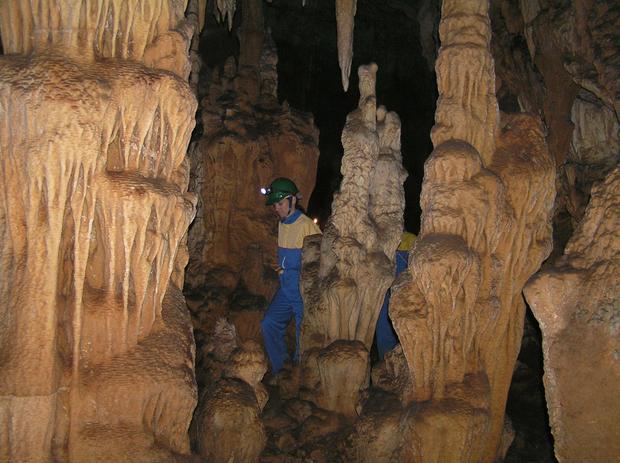 Jaskinia Modrič