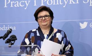 Bojanowska o ustawie antyprzemocowej: Ta wersja projektu nigdy nie powinna ujrzeć światła dziennego