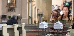 """Ksiądz na pogrzebie Janka i Wojtusia, którzy zginęli w rodzinnej tragedii. """"Pytajmy siebie, czy mogliśmy temu zapobiec?"""""""