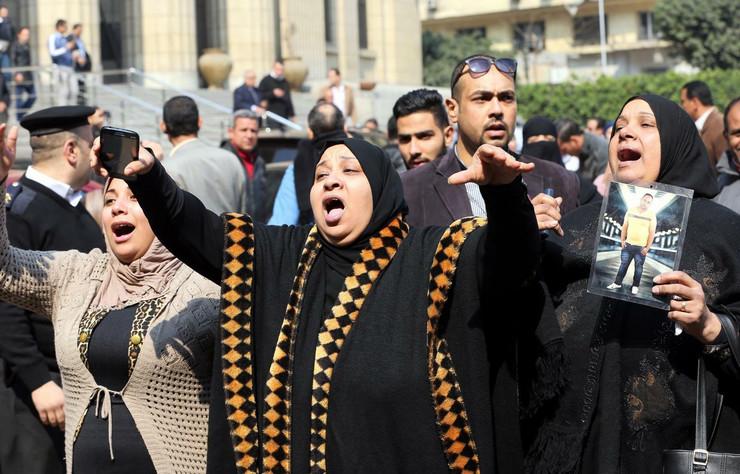 Kairo, Egipat, Protesti, huligani, Smrtna kazna