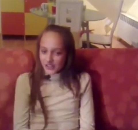 Ovo je prvi intervju Lune Đogani: Imala je samo 11 godina, a i tada je pričala o rijalitiju!