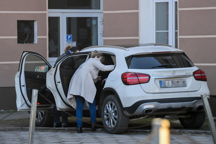 Wnuczka Zenka Martyniuka jest już w domu