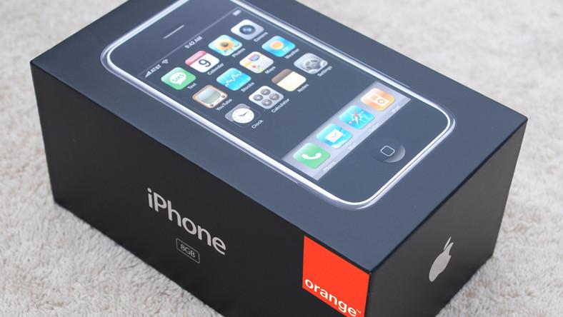 iPhone oficjalnie w Orange Polska