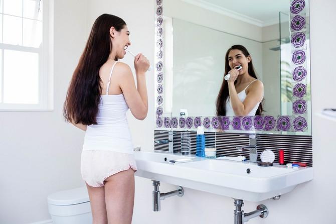 Ne morate da perete zube tik pred spavanje