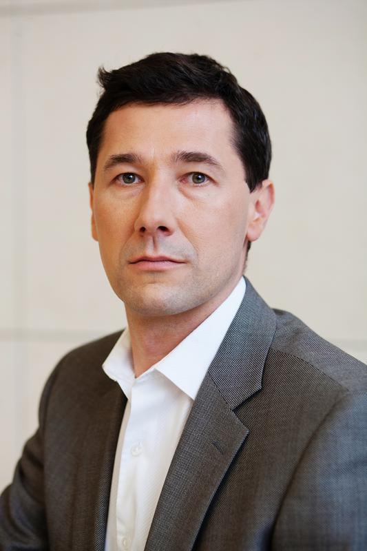 Paweł Rek, dyrektor generalny Amadeusa w Polsce i regionalny w Europie Środkowej