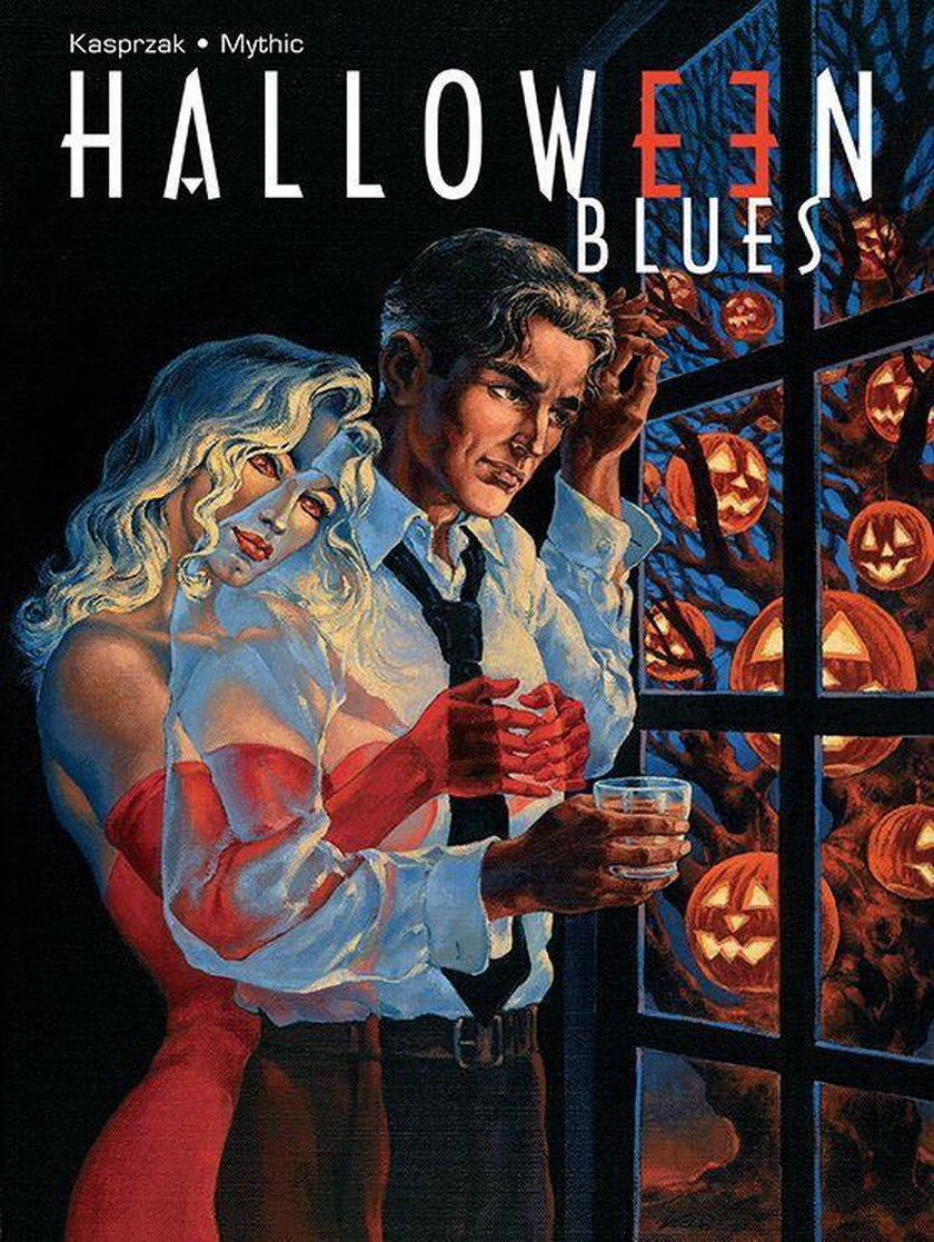 """Halloween Blues"""
