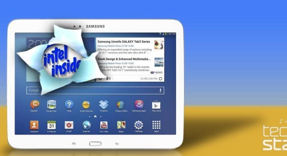 Intel bestätigt: Samsung Galaxy Tab 3 10.1 läuft mit Atom-CPU