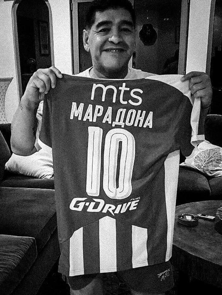 Maradona Zvezda