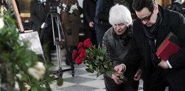Pogrzeb Ireny Kwiatkowskiej. Foto