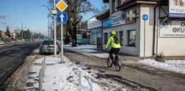 Cykliści dojadą do ronda Skubiszewskiego