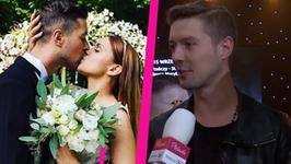"""Dominika Gawęda i Maciej Szczepanik dopiero co wzięli ślub, a już mają kolejne plany. """"Czekamy na dziecko"""""""