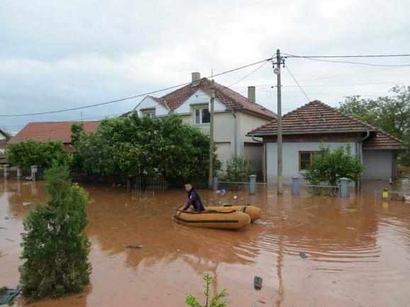 Poplavljeni Paraćin